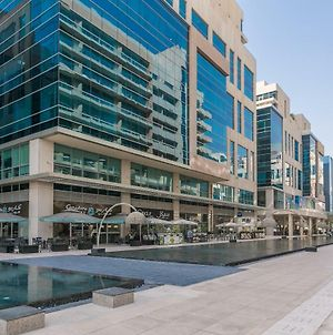 Dhh - Spacious Studio Bay Square Near Dubai Mall photos Exterior