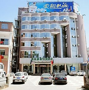 Greentree Inn Lianyungang Ganyu South Station Express Hotel photos Exterior