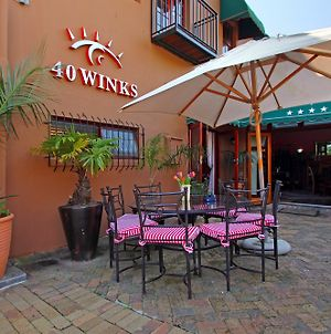 40 Winks Guest House Green Point Cape Town photos Exterior