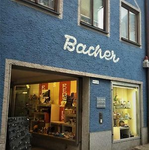 Bacher photos Exterior