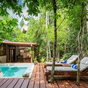 Pepem Eco Hotel Tulum At The Jungle - Adults Only photos Exterior