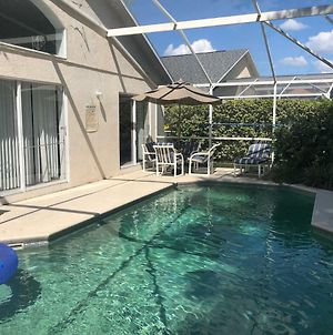 Lovely 4 Bed Home With Private Pool In Disney Area - Wn511Bl photos Exterior