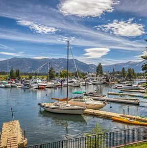 Tahoe Keys Waterfront With Dock photos Exterior