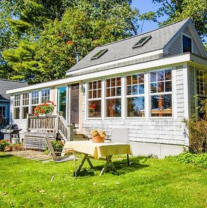 Harpswell Bay House photos Exterior