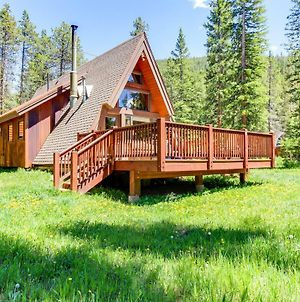 Blue River Cabin In The Woods photos Exterior