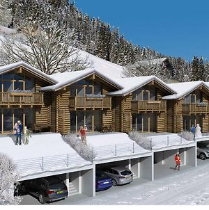 Holiday Home Drive In Chalet 2 photos Exterior