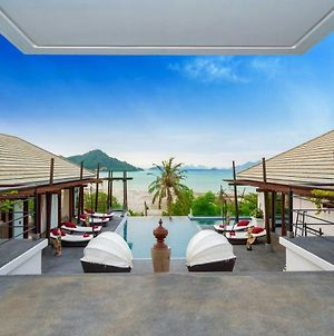D Lux 4 Bed Sea View Villa With Private Beach photos Exterior