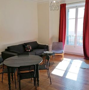 Superbspacious And Quiet 4-Rooms Flat City Center5 Min Walking Gare #H9 photos Exterior