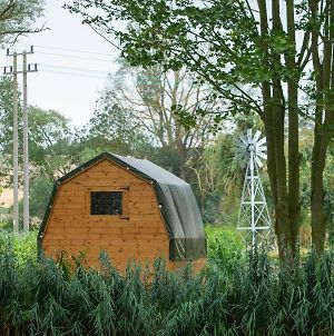 The Moat Lake Glamping Pod photos Exterior