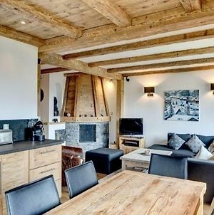 Apartment Location Appartement Charme 4 Pieces Megeve Proche photos Exterior