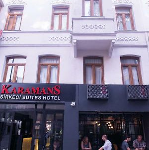 Karamans Sirkeci Suites Hotel photos Exterior