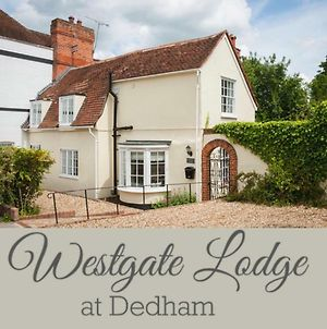 Westgate Lodge At Dedham photos Exterior