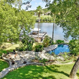 Lake Austin Double Decker Boat House photos Exterior