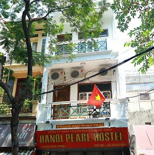Hanoi Pearl Hostel photos Exterior