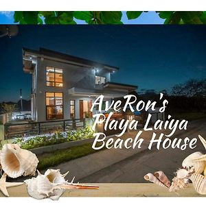 Averons Laiya Beach House photos Exterior