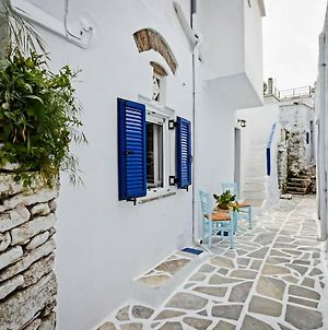Charming 2Br Stone Cottage, Lively Greek Village photos Exterior