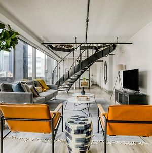 Fantastic Downtown Views In This Loft By Lodgeur photos Exterior
