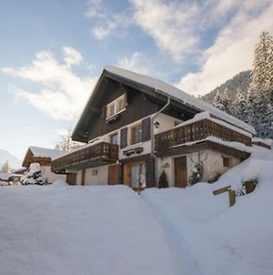 Chalet La Foret Enchantee photos Exterior