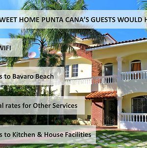 Sweet Home Punta Cana Guest House - Villa Q15A photos Exterior