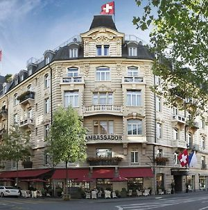Small Luxury Hotel Ambassador Zurich photos Exterior
