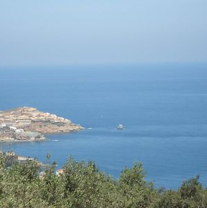 House With 7 Bedrooms In Agia Pelagia, With Wonderful Sea View, Enclos photos Exterior