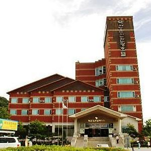 Ducksan Spa Tourist Hotel photos Exterior