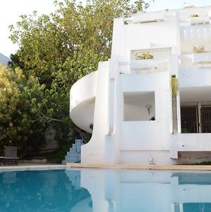 Dar Gammart - Villa With 5 Rooms In Marsa, With Private Pool, Enclosed photos Exterior