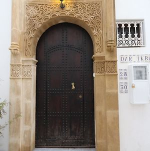 Beautiful Riad With 6 Bedrooms In Rabat, With Terrace And Wifi photos Exterior