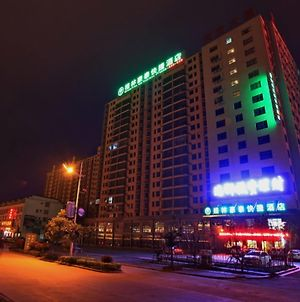 Greentree Inn Anqing Taihu County East Renmin Road Cultural Expo Park photos Exterior