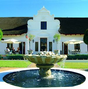 Kievits Kroon Country Estate And Spa photos Exterior