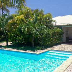 Villa With 3 Bedrooms In Saint-Francois, With Private Pool, Enclosed G photos Exterior