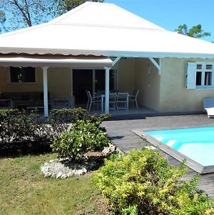 Villa La Creolie With 3 Bedrooms In Saint-Francois, With Private Pool, photos Exterior