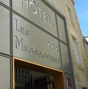 Citotel Hotel Des Messageries photos Exterior