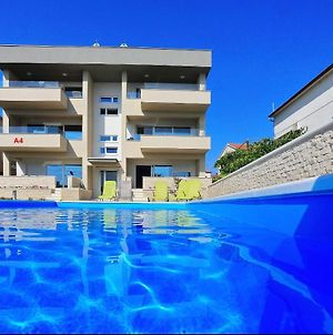 Luxury Apartments Sikiric With Fantastic View On The Sea photos Exterior