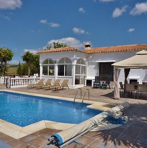 Luxury Villa With Private Pool In Almogia Andalusia photos Exterior