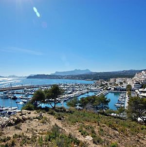 """""""Cap D'Or"""" Comfortable Sea View Apartment At 50 M From The Beach In Moraira photos Exterior"""