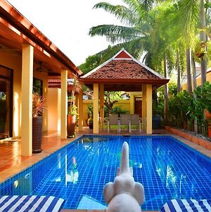 4 Bed Villa Private Pool And Bbq Jomtien Beach photos Exterior