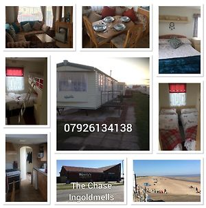 Comfortable Static Caravan photos Exterior