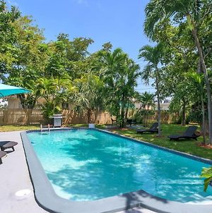 Tropical House 3 Bedrooms With Pool Oakland Park photos Exterior