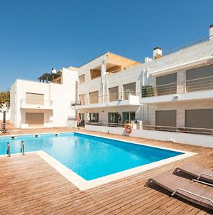 Feels Like Home Santa Luzia Flat With Pool photos Exterior