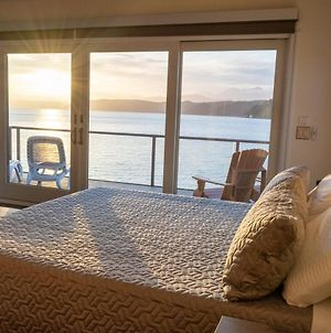 Luxury Lookout Hood Canal Vacation Rental photos Exterior