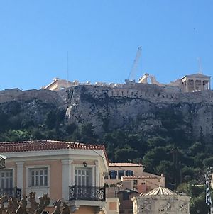 Heart Of Athens Best Location In Plaka Near The Acropolis photos Exterior