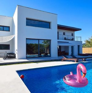 Can Miami Modern House Close Platja Den Bossa photos Exterior