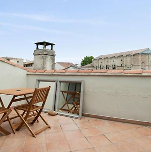Charming And Large Duplex Flat With Beautiful Terrace In Avignon photos Exterior