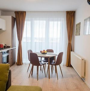 Paul'S Place. New Rooftop Apartment In Downtown Sibiu photos Exterior