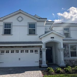 8Br, 5Ba, 12 Min To Disney, Game Room, Theater Room, Swimming Pool, Great View photos Exterior