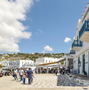 White Memories, Seafront Luxury Apartment Mykonos photos Exterior