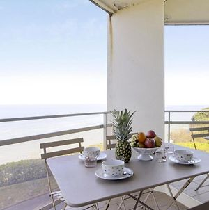 Bright T2 With Balcony And Sea View In Biarritz photos Exterior