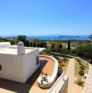 O&K 3-Bedroom Villa With Sea View, Golden Beach, Paros photos Exterior