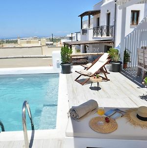 Villa Erato Naxian Album With Private Pool In Naxos photos Exterior